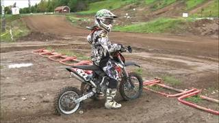 Download Ktm 65 SX 2010 practice Video