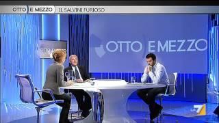 Download Otto e mezzo - Il Salvini furioso (Puntata 20/01/2015) Video