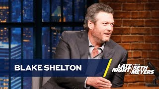 Download Blake Shelton's Singing Did Not Impress Kelly Clarkson Video