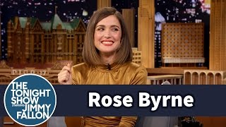 Download Rose Byrne Shows Off Her Crazy Kookaburra Call Video