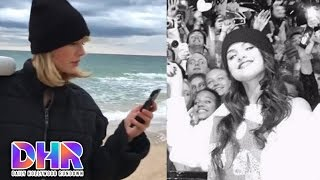 Download Taylor Swift's EPIC Mannequin Challenge - Selena Gomez Instagram Comeback (DHR) Video