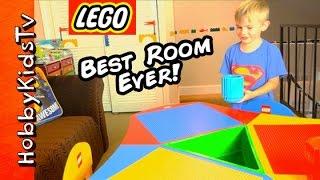 Download Giant LEGO ROOM for HobbyFrog Video