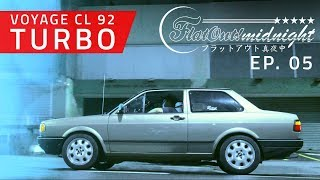 Download Sleeper de classe! Voyage CL 1992 com visual original, AP 1.8 turbo e várias mods quase invisíveis! Video