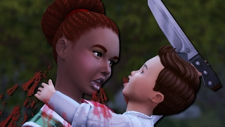 Download TODDLER STABS NANNY TO DEATH - The Sims 4: Problem Child #7 Video
