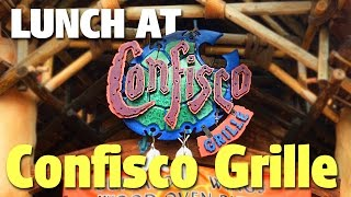 Download Lunch at Confisco Grille | Islands of Adventure Video