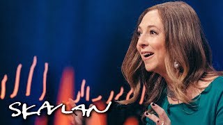 Download Susan Cain explains why introverts are underrated | SVT/TV 2/Skavlan Video