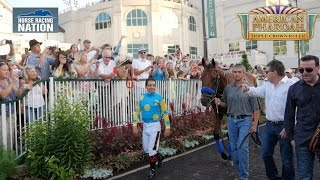 Download American Pharoah - Triple Crown Celebration at Churchill Downs Video