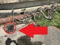 Download Magnetfischen: Diebesgut ohne Ende (Fahrräder) - Stolen goods (bicycles) at magnet fishing Video