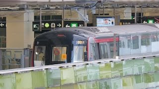 Download 港鐵南港島綫正式開始在全線進行試營運 (PIDS + 月台閘門 + 列車的運作情況 & S-Train摩打聲) Video
