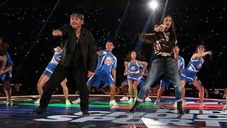 Download Russell Wilson And Ciara Dancing Whip And Nae Nae At Kids Choice Awards Video