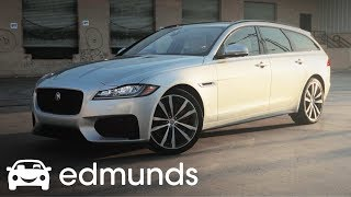 Download Is the 2018 Jaguar XF Sportbrake a Good SUV Alternative? Video