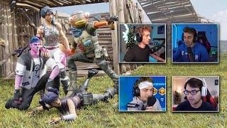 Download LG Fortnite House vs Plu, Spencer, Beaks, Razz (Fortnite Squads) Video