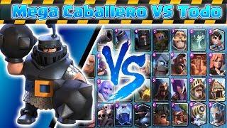 Download Mega Caballero VS Todas las Cartas Video