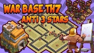 Download Ayuntamiento 7 Anti 3 estrellas Dead Zone + REPLAYS | Anti 3 stars th7 Elite War Base Video