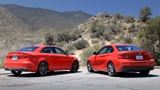 Download BMW M235i vs Audi S3 - Performance Sedan Sweet Spot? - Everyday Driver Video