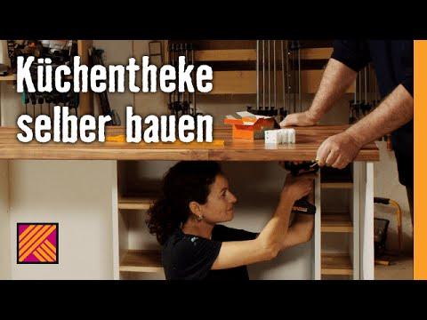 Stream Küchentheke und Bar Tisch Schritt für Schritt Anleitung zum ...