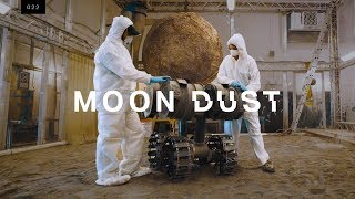 Download Building a lunar base out of Moon dust Video