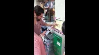Download Bitcoin atm at every family mart across Taiwan Video