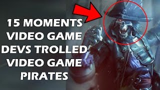 Download 15 Brutally Devious Ways Game Devs Punished And Trolled Pirates Video
