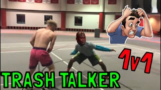 Download FRUSTRATING 1 ON 1 VS TRASH TALKER!! Video