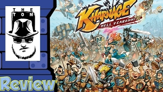 Download Kharnage Review - with Tom Vasel Video