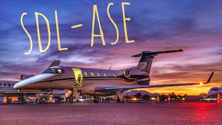 Download Difficult Approach to Minimums Into Aspen. Phenom 300 Scottsdale, AZ to Aspen, CO Video