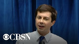 Download Pete Buttigieg announces exploratory committee for presidential race Video