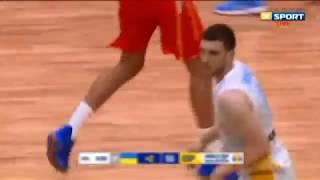 Download Свят Михайлюк 🇺🇦🏀 Svi Mykhailiuk vs SPAIN 🔥 #Highlights #Lakers Video