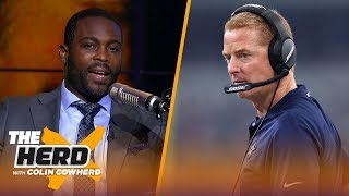 Download Michael Vick talks Cowboys 4th down decision, Eagles falling to 2-3 on the season | NFL | THE HERD Video