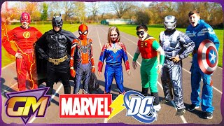 Download Marvel Vs DC - Who Is The Best? | Gorgeous Movies Video