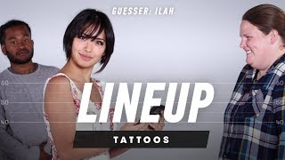 Download Which Tattoo Belongs to Which Person? (Ilah)   Lineup   Cut Video