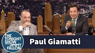 Download Paul Giamatti and Jimmy Sip Mint Juleps and Pick Kentucky Derby Winners Video