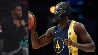 Download Black Panther Dunk! NBA All-Star Slam Dunk Contest 2018! Video