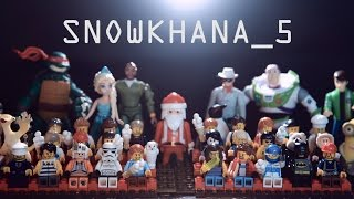 Download Snowkhana 5: The Stop motion drifting sensation is back! Video