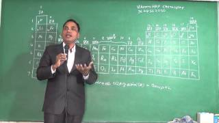 Download Basic Chemistry 05 Periodic Table Vikram Hap Chemistry Hindi Video