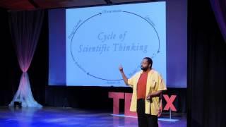 Download The scientific method is crap: Teman Cooke at TEDxLancaster Video