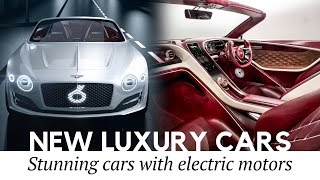 Download Top 10 New Luxury Electric Cars You Must See in 2017 Video