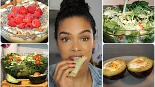 Download Quick & Easy Healthy Meal Ideas Video