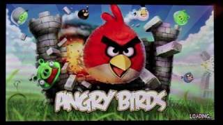 Download Angry Birds video ads Video