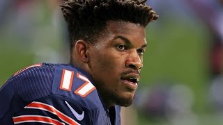 Download Jimmy Butler: I'm A Better Receiver Than Antonio Brown & Demaryius Thomas Video