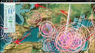 Download 10/10/2017 - Global Earthquake Forecast - United States, Europe, Asia activity increase expected Video