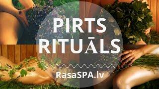 Download Pirts rituāls ar pirtnieku ✿ Pirts rituāls diviem ✿ Sauna ritual ✿ банный ритуал Rasa SPA Video