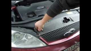 Download Ford Mondeo-Replacement xenon headlight bulb Video