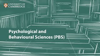 Download Psychological and Behavioural Sciences (PBS) at Cambridge Video