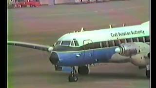 Download Prestwick Airport a long time ago 1980s Video
