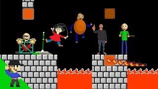 Download Baldi would be OP in Super Mario Bros. PART 2 Video