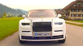 Download New Rolls Royce Phantom 2018 Promo Full Length New Rolls Royce Driving + Interior CARJAM TV Video