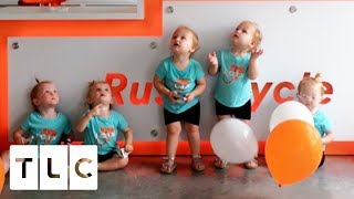 Download Cycle Studio Baby Photoshoot with the Quints | Outdaughtered Video