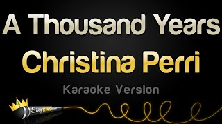 Download Christina Perri - A Thousand Years (Valentine's Day Karaoke) Video