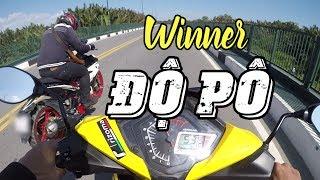 Download 🏍🏍🏍Thử lực Winner 150 độ pô Redleo - Giao lưu vui vẻ cùng Exciter 150 | MinC Motovlog🏍🏍🏍 Video